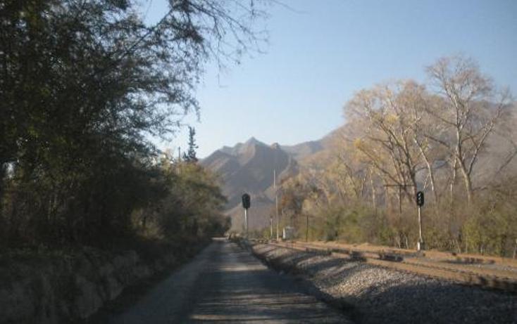 Foto de terreno industrial en venta en rinconada frente a las vías del ferrocarril 400, rinconada, garcía, nuevo león, 399919 No. 02
