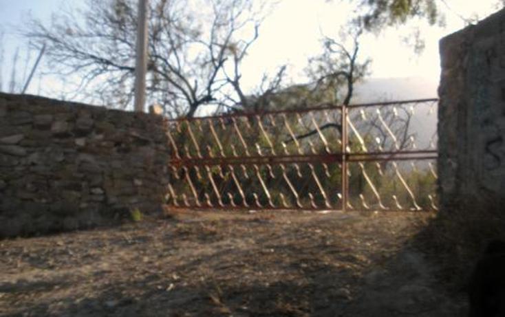 Foto de terreno industrial en venta en rinconada frente a las vías del ferrocarril 400, rinconada, garcía, nuevo león, 399919 No. 03