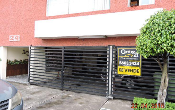 Foto de departamento en venta en, rinconada las hadas, tlalpan, df, 1809208 no 02