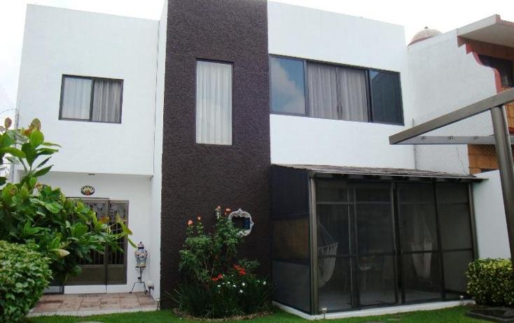 Foto de casa en venta en  , rinconada las palmas, jiutepec, morelos, 398563 No. 01