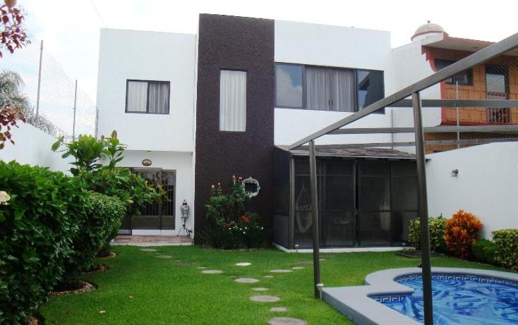 Foto de casa en venta en  , rinconada las palmas, jiutepec, morelos, 398563 No. 02