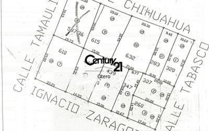 Foto de edificio en venta en  , rincones de salvarcar, ju?rez, chihuahua, 1180741 No. 02