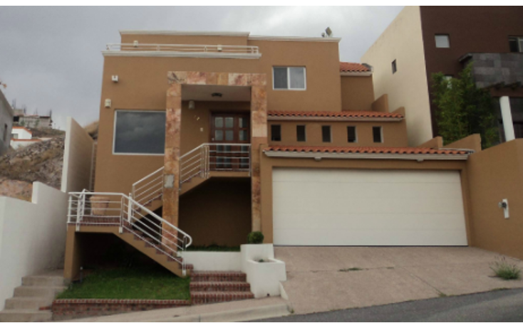 Foto de casa en renta en  , rincones de san francisco, chihuahua, chihuahua, 1257089 No. 01