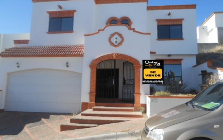 Foto de casa en venta en  , rincones de san francisco, chihuahua, chihuahua, 1741380 No. 01