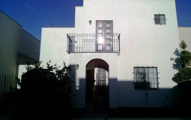 Foto de casa en venta en  , rincones de santa fe, juárez, chihuahua, 1957118 No. 01