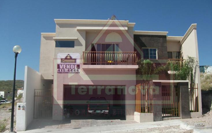 Foto de casa en venta en  , rincones del picacho, chihuahua, chihuahua, 534846 No. 01