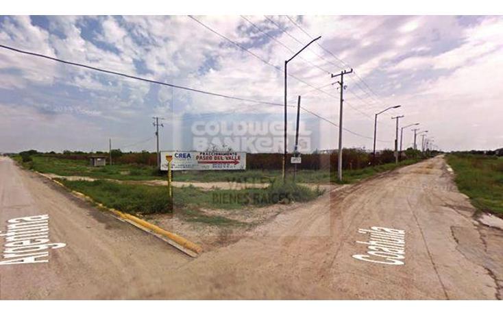 Foto de terreno comercial en venta en  , rio bravo centro, río bravo, tamaulipas, 1843342 No. 01