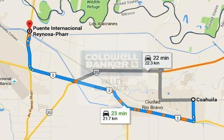 Foto de terreno comercial en venta en  , rio bravo centro, río bravo, tamaulipas, 1843342 No. 07