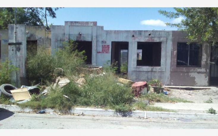 Foto de casa en venta en rio conchos 213, emilio portes gil, río bravo, tamaulipas, 2030926 no 01