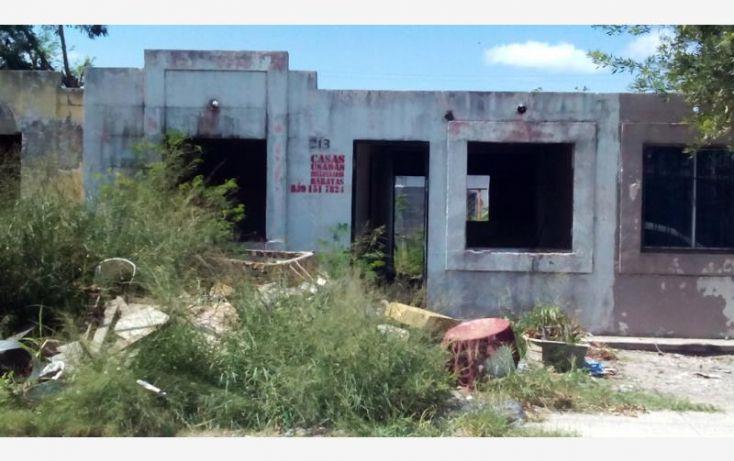 Foto de casa en venta en rio conchos 213, emilio portes gil, río bravo, tamaulipas, 2030926 no 02