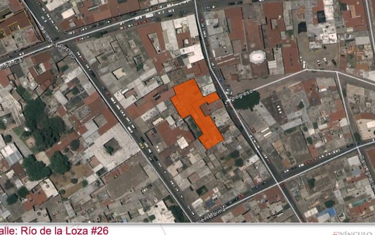 Foto de terreno habitacional en venta en rio de la loza, centro, querétaro, querétaro, 1006673 no 06