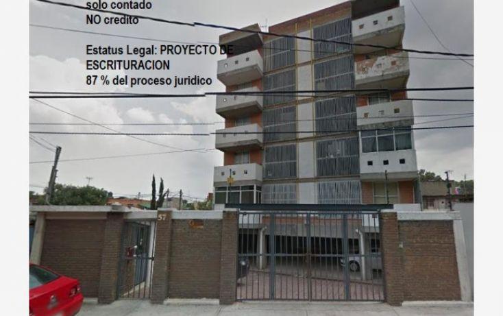 Foto de departamento en venta en río de los remedios, barrio candelaria ticomán, gustavo a madero, df, 1576308 no 03