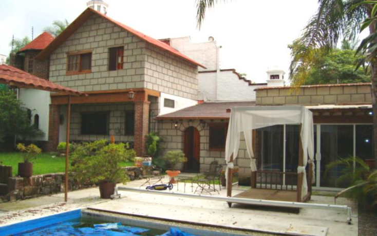 Foto de casa en venta en  0, vista hermosa, cuernavaca, morelos, 1635206 No. 01