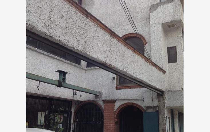 Foto de edificio en renta en  1, insurgentes mixcoac, benito juárez, distrito federal, 1796798 No. 02
