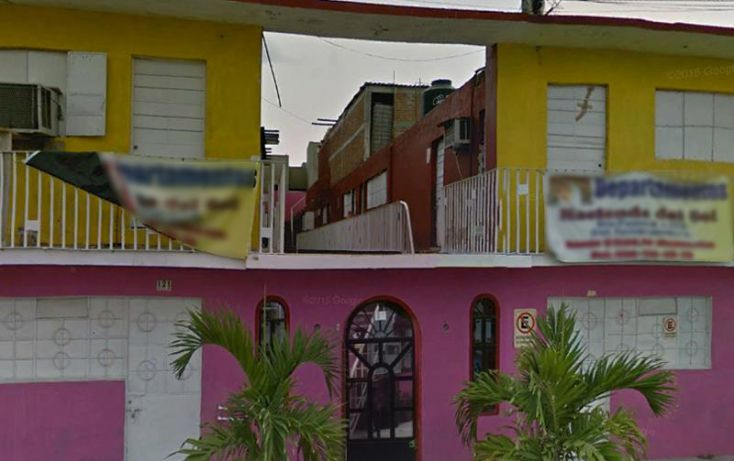 Foto de departamento en venta en rio pánuco 122, reforma, mazatlán, sinaloa, 1733960 no 01