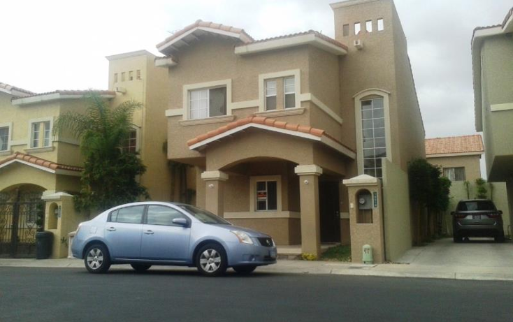 Foto de casa en venta en rio panuco 16514, del r?o, tijuana, baja california, 672729 No. 01