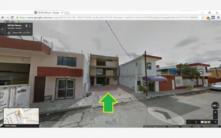 Foto de departamento en venta en rio pánuco 207, ferrocarrilera, mazatlán, sinaloa, 1785588 no 01