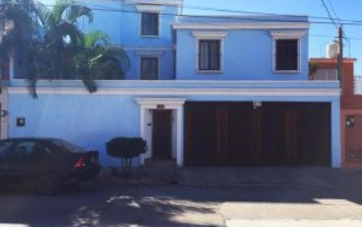 Foto de casa en venta en rio panuco 407, ferrocarrilera, mazatl?n, sinaloa, 1727194 No. 01