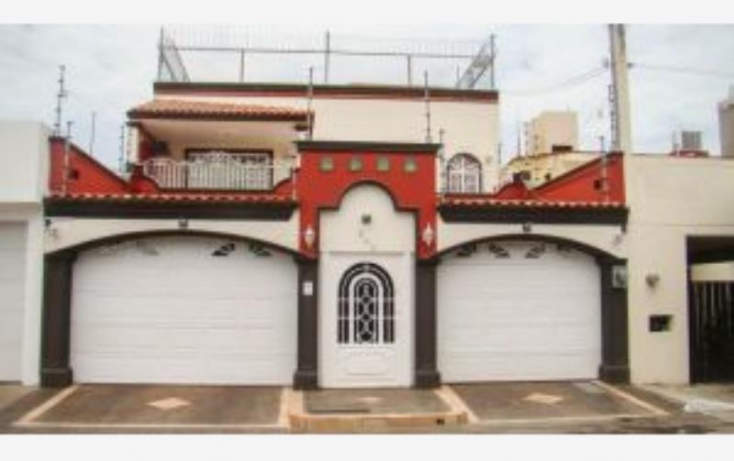 Foto de casa en venta en rio presidio 203, ferrocarrilera, mazatlán, sinaloa, 593577 no 01