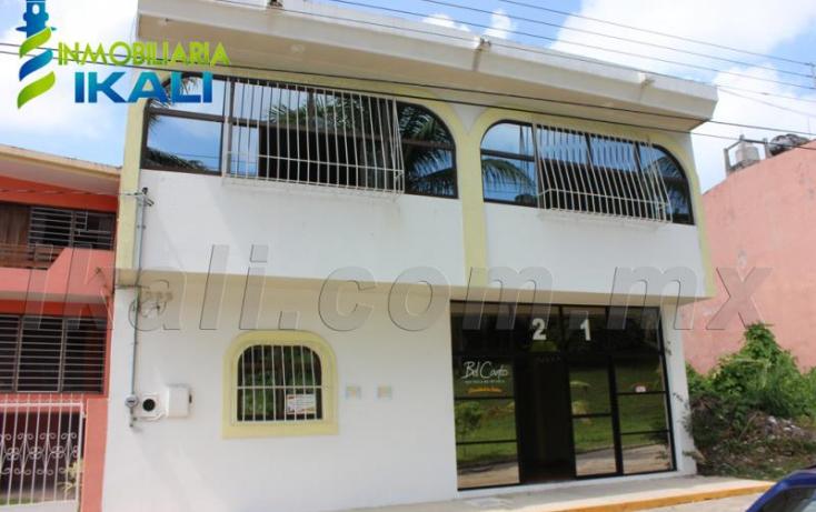 Foto de edificio en renta en rio san marcos 21, jardines de tuxpan, tuxpan, veracruz, 612246 no 01