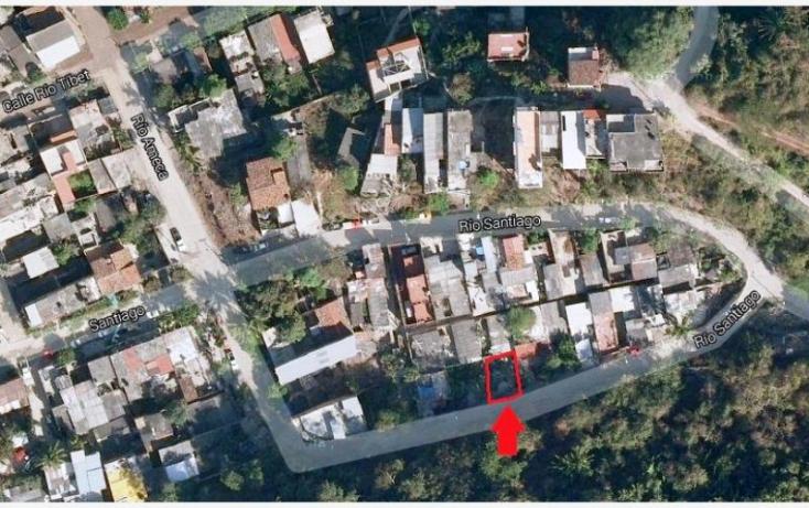 Foto de terreno habitacional en venta en rio santiago 25, agua azul, puerto vallarta, jalisco, 725467 no 06