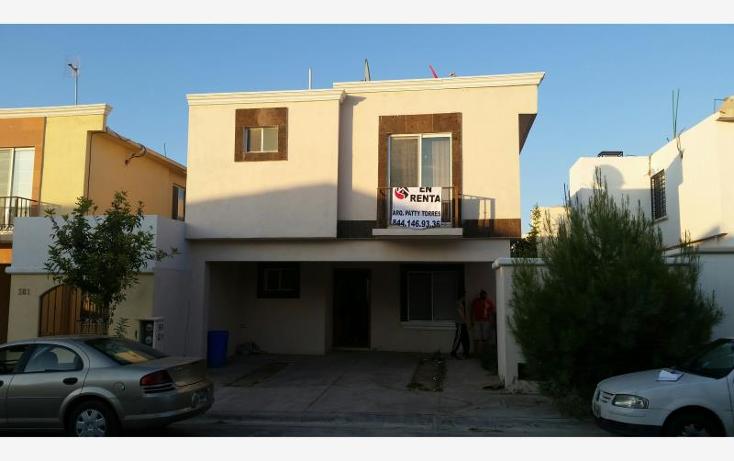 Foto de casa en venta en rio santiago 385, lomas del valle, ramos arizpe, coahuila de zaragoza, 1622394 No. 01
