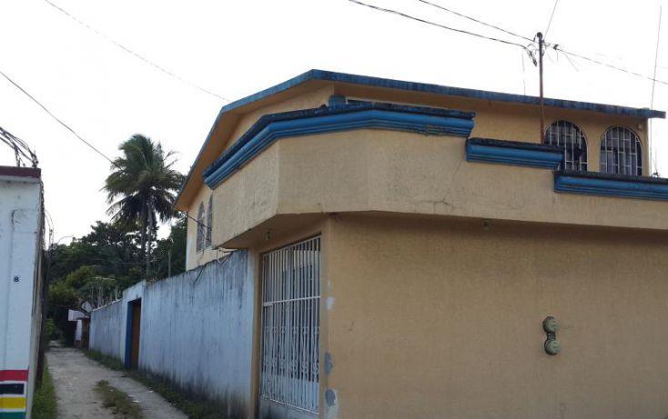Foto de casa en venta en rio seco y montaña, carlos a madrazo poblado c 41, huimanguillo, tabasco, 1324153 no 01