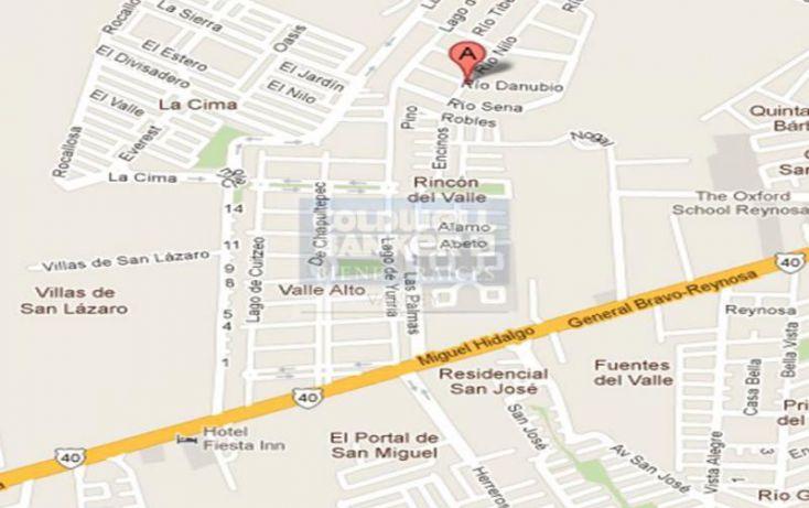 Foto de terreno habitacional en venta en rio sena l14 mm, valle alto ampliación primera sección, reynosa, tamaulipas, 519521 no 01