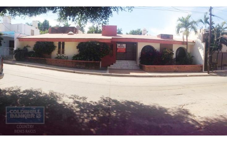 Foto de casa en venta en  , guadalupe, culiacán, sinaloa, 1846120 No. 01