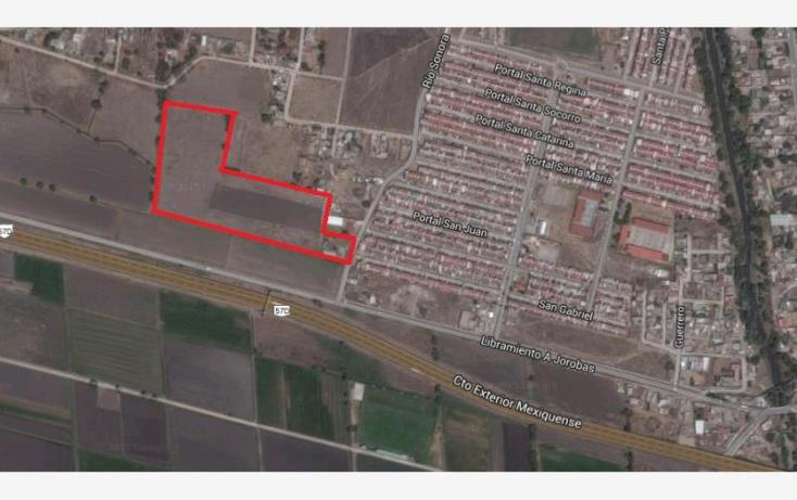 Foto de terreno comercial en venta en rio sonora 300, salitrillo, huehuetoca, méxico, 842257 No. 01
