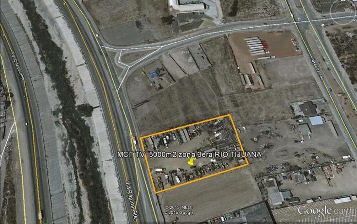 Foto de terreno habitacional en venta en  , río tijuana 3a etapa, tijuana, baja california, 1522176 No. 03