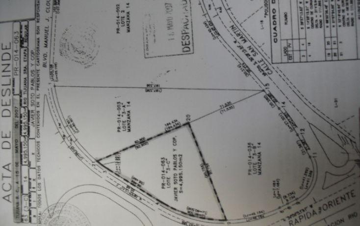 Foto de terreno comercial en venta en, río tijuana 3a etapa, tijuana, baja california norte, 1091487 no 03