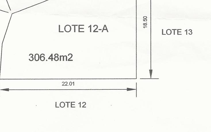 Foto de terreno habitacional en venta en rio usumacinta ii lote 12 , presa escondida, tepeji del río de ocampo, hidalgo, 924289 No. 03