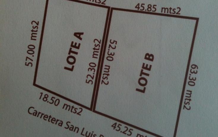 Foto de terreno habitacional en venta en  , r?o verde centro, rioverde, san luis potos?, 1098789 No. 01