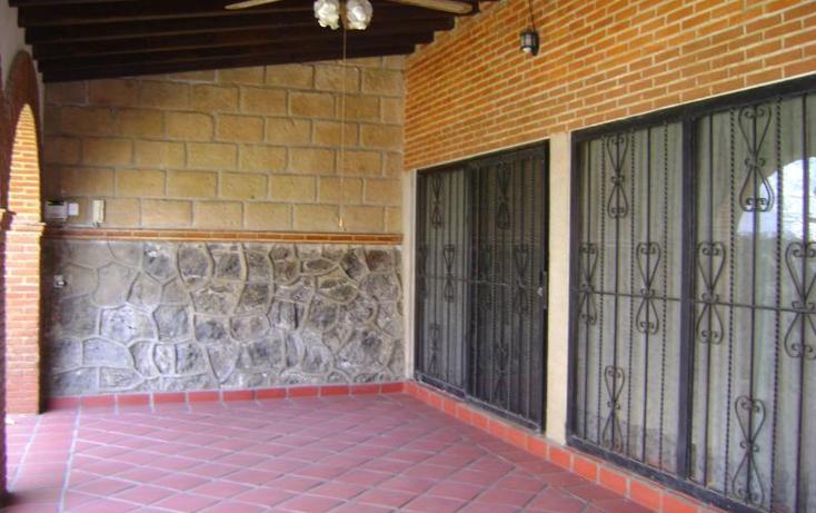 Foto de casa en venta en rio verde nonumber, vista hermosa, cuernavaca, morelos, 778877 No. 02