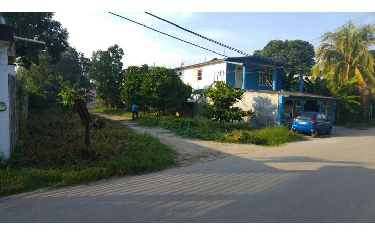 Foto de terreno habitacional en venta en  , rio viejo, centro, tabasco, 2042847 No. 01
