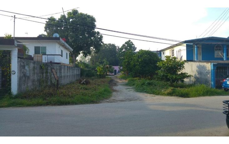 Foto de terreno habitacional en venta en  , rio viejo, centro, tabasco, 2042847 No. 02