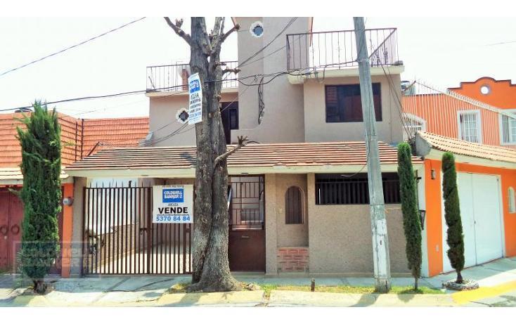 Foto de casa en venta en  205, balcones del valle, tlalnepantla de baz, méxico, 1766264 No. 01