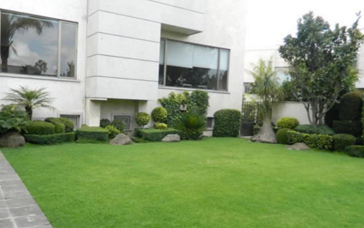 Foto de casa en venta en risco , jardines del pedregal de san ángel, coyoacán, distrito federal, 1499159 No. 05