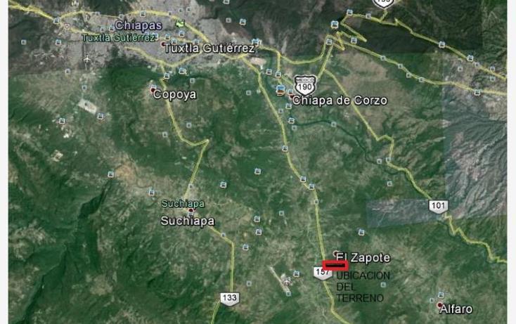 Foto de rancho en venta en  , rivera cupia, chiapa de corzo, chiapas, 495767 No. 01