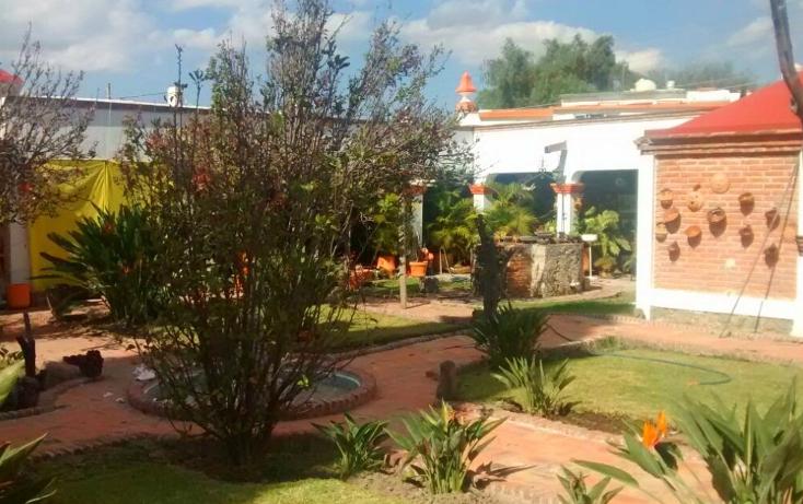 Foto de casa en venta en  , rivera de los sabinos, tequisquiapan, quer?taro, 2000097 No. 01