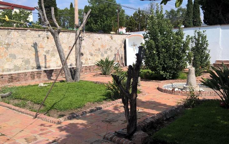 Foto de casa en venta en  , rivera de los sabinos, tequisquiapan, quer?taro, 2000097 No. 10