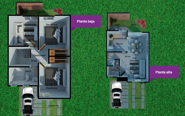 Foto de casa en venta en  , rivera del r?o, le?n, guanajuato, 1414899 No. 05