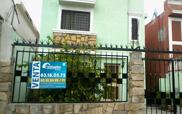Foto de casa en venta en  , riveras de las puentes, san nicolás de los garza, nuevo león, 1173145 No. 01