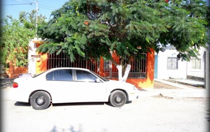 Foto de casa en venta en  , riveras del bravo, río bravo, tamaulipas, 1436759 No. 01