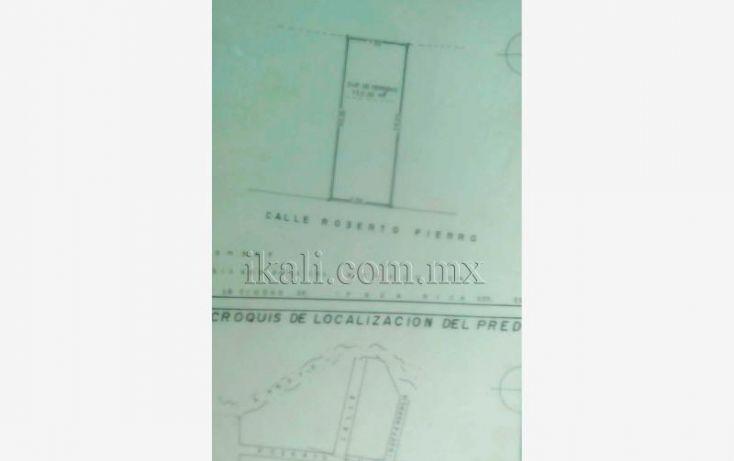 Foto de terreno habitacional en venta en roberto fierro, fausto dávila solís, poza rica de hidalgo, veracruz, 1953334 no 07
