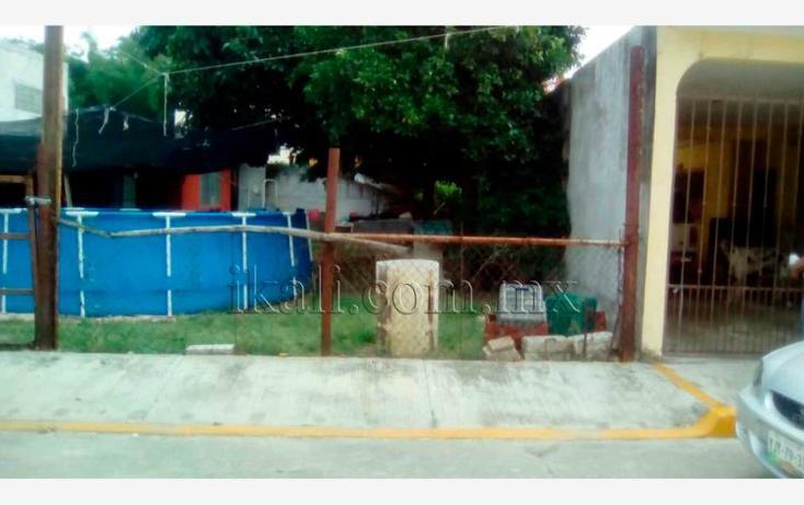 Foto de terreno habitacional en venta en roberto fierro , revolución, poza rica de hidalgo, veracruz de ignacio de la llave, 1953334 No. 01