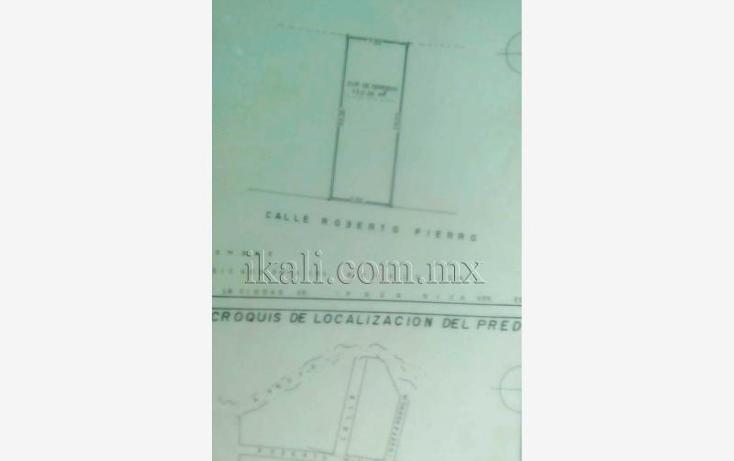Foto de terreno habitacional en venta en roberto fierro , revolución, poza rica de hidalgo, veracruz de ignacio de la llave, 1953334 No. 07