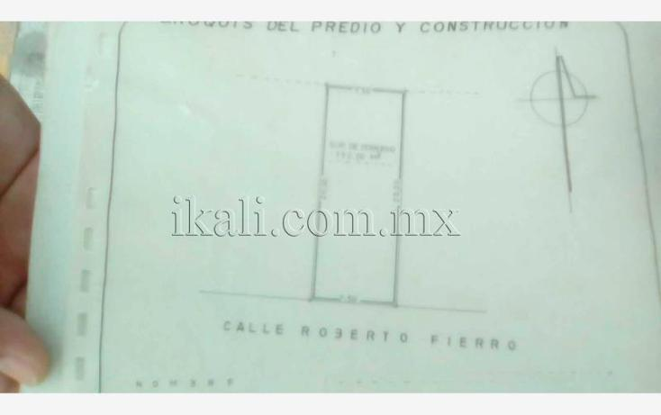 Foto de terreno habitacional en venta en roberto fierro , revolución, poza rica de hidalgo, veracruz de ignacio de la llave, 1953334 No. 08