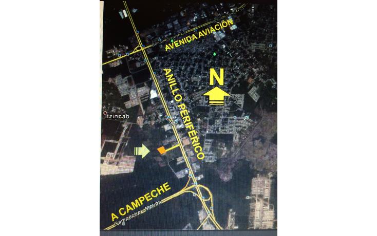 Foto de terreno habitacional en venta en  , roble agrícola iii, mérida, yucatán, 1563710 No. 01